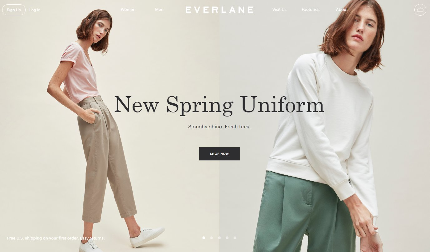 Everlane-website2017
